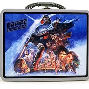 Star Wars Empire Strikes Back Tin Lunch Box